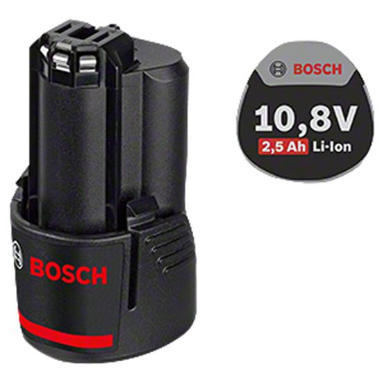 Picture of Bosch GBA 12V 2.5 Ah yedek akü