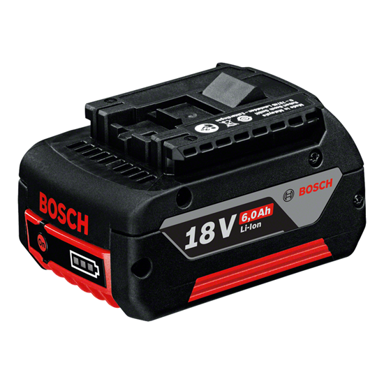 Picture of Bosch GBA 18 V 6.0 Ah M-C Professional Yedek Akü