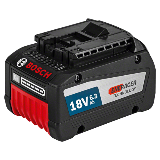 Picture of Bosch GBA 18V 6,3 Ah EneRacer Professional Yedek Akü