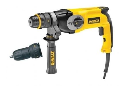 Picture of Dewalt D25124K  800 watt 2,9kg Pnömatik Matkap(sds-plus)  HDS