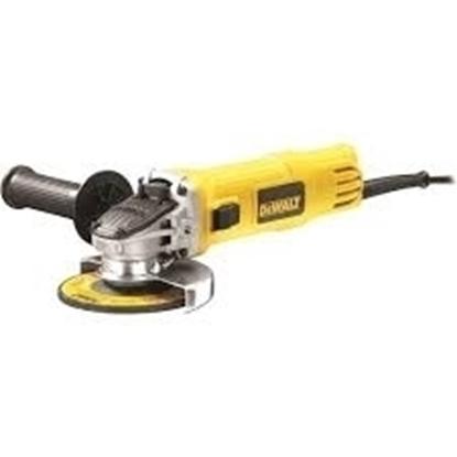 Dewalt DWE4120 900 Watt 115 mm  Avuç Taşlama resmi